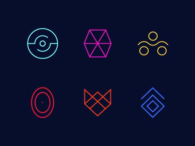 Blueshift Species Icons