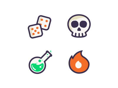 Fantasy iOS Sticker Pack
