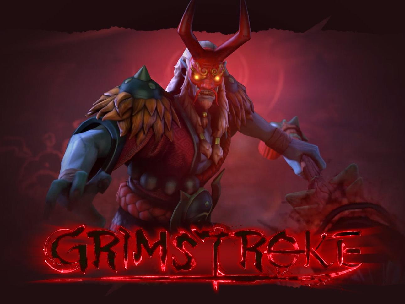 Grimstroke dribbble