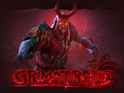 Grimstroke