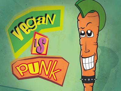 Vegan is Punk