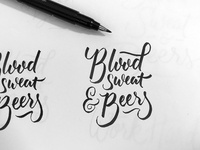 Blood Sweat Beers