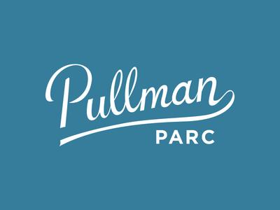 Pullman Lettering