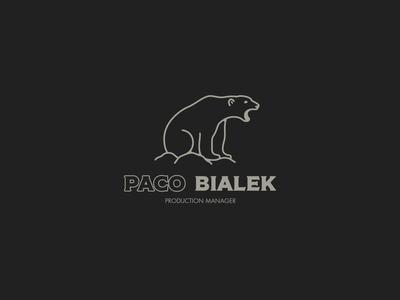 Paco Bialek visit card