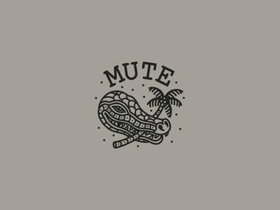 Mute Crocodeal