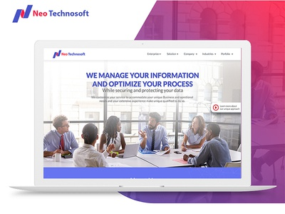 Corporate Website Templete
