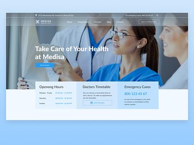 Medical Diagnostic Centre healtcare doctor doctors responsive responsive web design webdesign website health care diagnostic medical design medical care medical