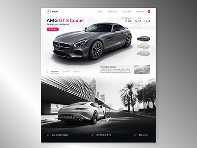 Rent Cars (web ver.) rent ux cars rent car premium car mercedes amg