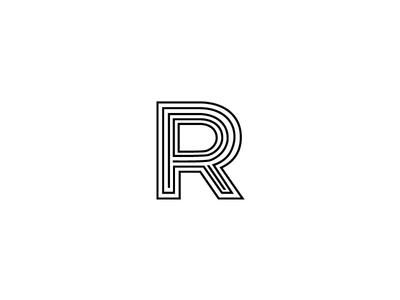 R — short logo for Renteto