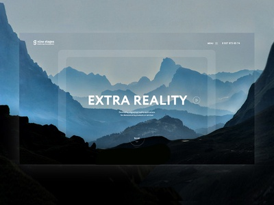 Website for AR company