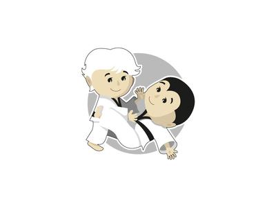 Judo school for children