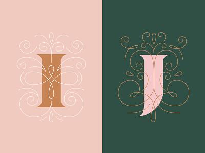 36 Days of Type — I/J letter typography art swirls vector art digital art type design typography design vector type typography 36daysoftype-j 36daysoftype-i 36days-j 36days-i 36daysoftype07 36daysoftype