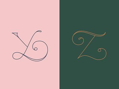 36 Days of Type — Y/Z calligraphy illustrations art letteringart lettering letters 36daysoftype-z 36daysoftype-y 36days-z 36days-y 36daysoftype07 36daysoftype vector art vector digital art typography type design type typography design
