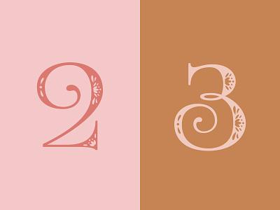 36 Days of Type — 2/3 36daysoftype-3 36daysoftype-2 36days-3 36days-2 numbers calligraphy lettering vector art vector digital art type type design typography design 36daysoftype07 36daysoftype typography