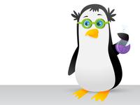 Science Penguin