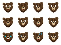 The many faces of William Bradford Bearows