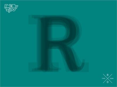 R O E N T G E N I N G logotype serif font sans serif marrs green design type typography vector mojepismo logo font illustration handwritting handlettering friday typo lettering graphic design custom type