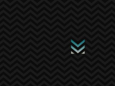 M zigzag gradient 36daysoftype friday typo font vector typography lettering graphic design design custom type