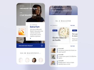 Mobile UI - App on drugs