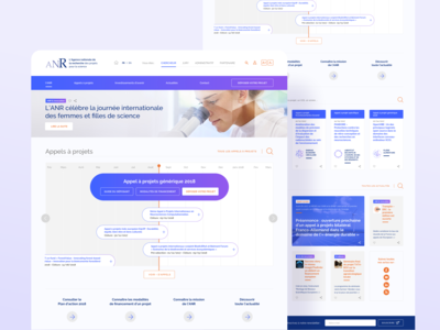 Health and science website #3