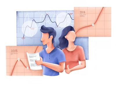 Backtesting data dataviz artificial intelligence machine learning prediction finance analytics backtesting data science illustration