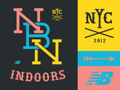 New Balance Nationals tshirt tee type running new balance nyc arrowz! 2012