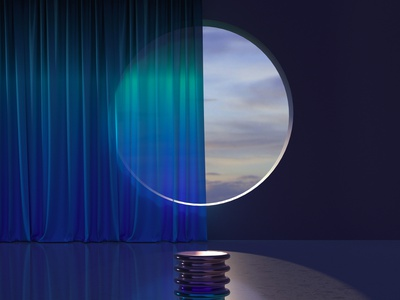 Emotive Spaces architecture environment design octane 3d artist render c4d 3d