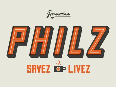 PHILZ!