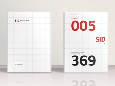 Editorial Design for Italian Design Society proceedings book layout typography graphic design editorial