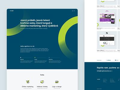 Agency uiux modern 2020 agency landing page agency website agency minimalism website webdesign product design design ui