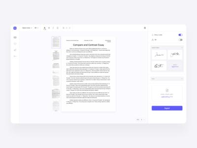 Scannerify - edit your PDF
