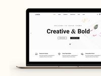 Larch - Responsive Multipurpose WordPress Theme