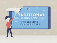 Traditional Marketing Expertise