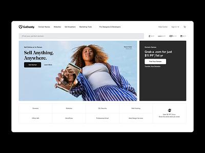 Sell Anywhere Homepage homepage