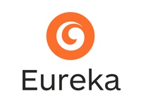 Eureka logo archimedes spiral logo cryptocurrencies cryptocurrency bitcoin course eureka
