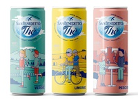 San Benedetto 2016 Sleek Special Edition