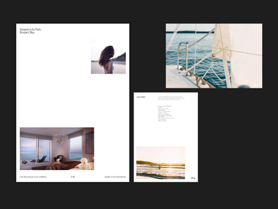 LEPARC graphicdesign design editorial building brand branding