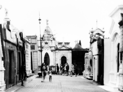 C of Recoleta. Buenos Aires camara analogic blackandwhite image photo photography