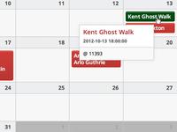 Next Step Calendar