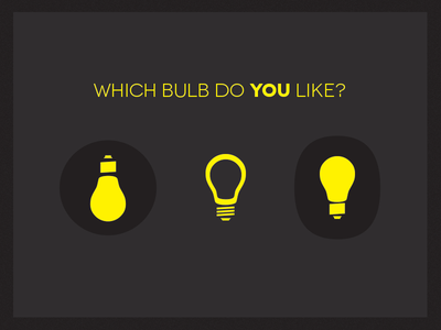 bulb & bulb & bulb bulb mark lightbulb