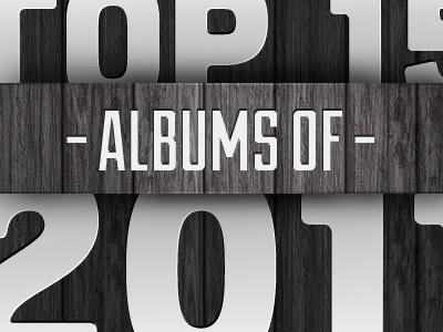 Top 15 blog images wood grain typography