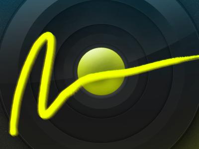 Lightbomber App Icon iphone app icon icons