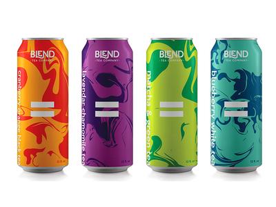 Blend Tea Co.