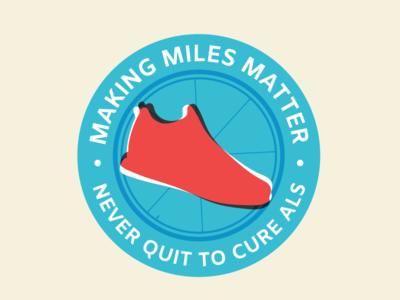 Making Miles Matter Logo - ALS