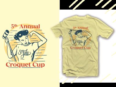 Croquet Cup T-Shirt