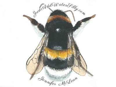 Proof Bumble Bee