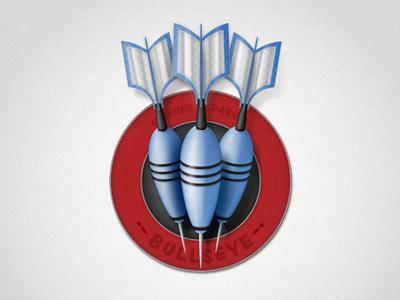 Dartwork vector illustrator darts icon