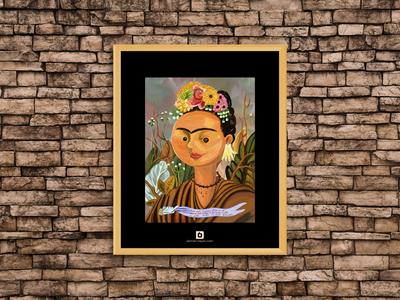 The Small Frida Kahlo