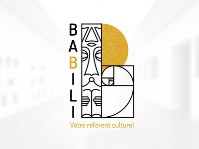 Logo design - Babili graphism business card business communication graphicdesign strategy brandidentity art culture logo identity