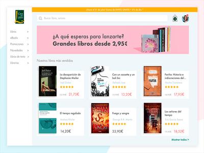 Casa del Libro - Book store